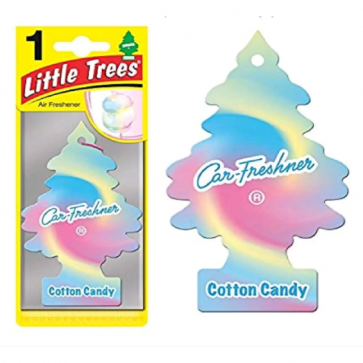 Little Trees Aromatizante Original Cotton Candy